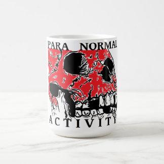 PARA NORMAL ACTIVITY with the COFFEE Coffee Mug
