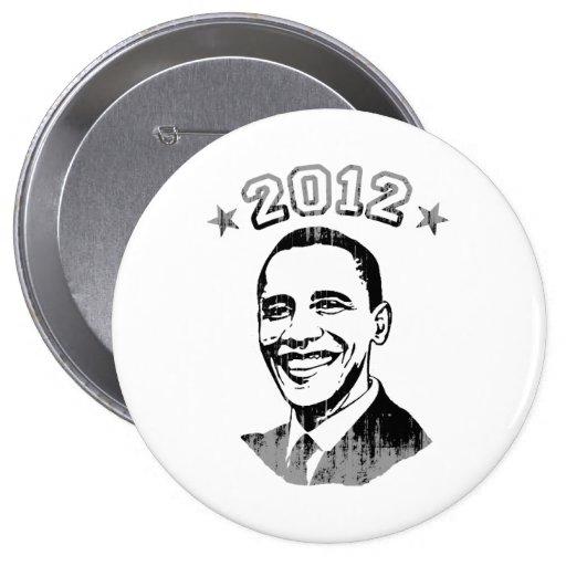 PARA OBAMA 2012 Vintage.png Pins