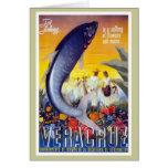 Para pescar Veracruz México Felicitaciones
