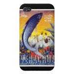 Para pescar Veracruz México iPhone 4 Cárcasa