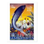 Para pescar Veracruz México Postales