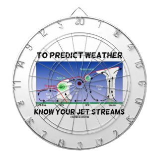 Para predecir el tiempo sepa sus corrientes de cho tabla dardos