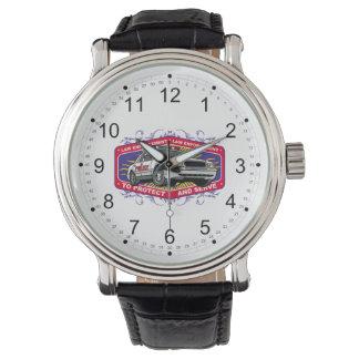 Para proteger y servir relojes