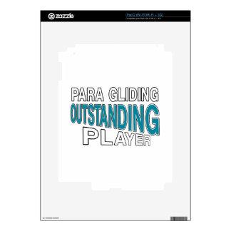 PARA QUE DESLIZAN AL JUGADOR EXCEPCIONAL SKIN PARA EL iPad 2