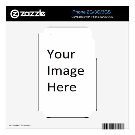para qué usted desea iPhone 3G skin
