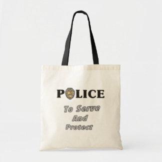 Para servir y proteger