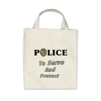 Para servir y proteger bolsas de mano