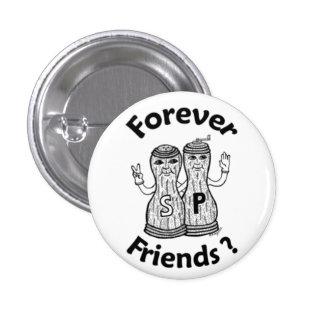 ¿Para siempre amigos?  Botón