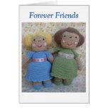Para siempre amigos tarjeton
