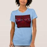 para siempre amor camisetas