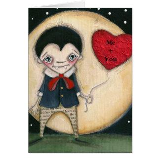 Para siempre amor - tarjeta de felicitación