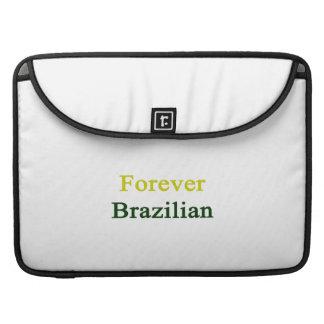 Para siempre brasilen o funda para macbook pro