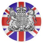 Para siempre Británicos Platos
