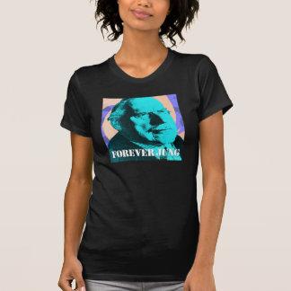 """""""Para siempre camiseta negra de Jung"""""""