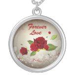 Para siempre collar del amor
