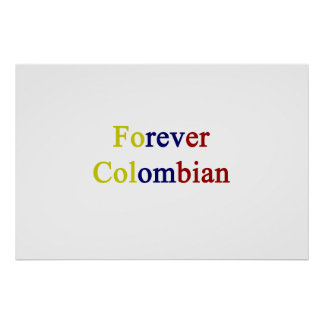 Para siempre colombiano poster