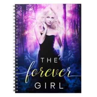 Para siempre cuaderno del chica