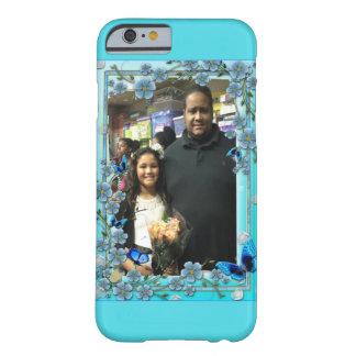 Para siempre en nuestro caso de Raymond Sierra Funda Barely There iPhone 6