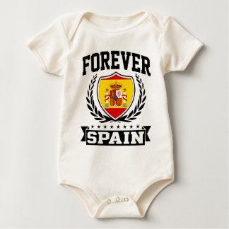 Para siempre España Body De Bebé