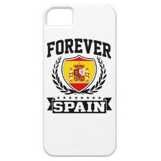 Para siempre España iPhone 5 Fundas