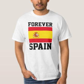 Para siempre España Playeras