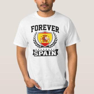 Para siempre España Poleras