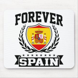 Para siempre España Tapete De Ratón