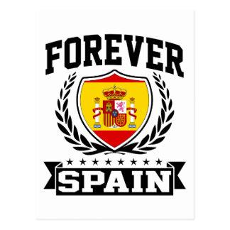 Para siempre España Tarjetas Postales