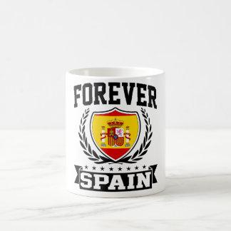 Para siempre España Taza Clásica