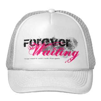 Para siempre esperando gorra