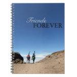 Para siempre/fotografía de los amigos libro de apuntes