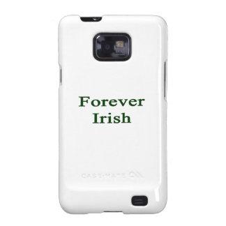 Para siempre irlandés samsung galaxy s2 carcasas