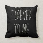 Para siempre jóvenes almohada