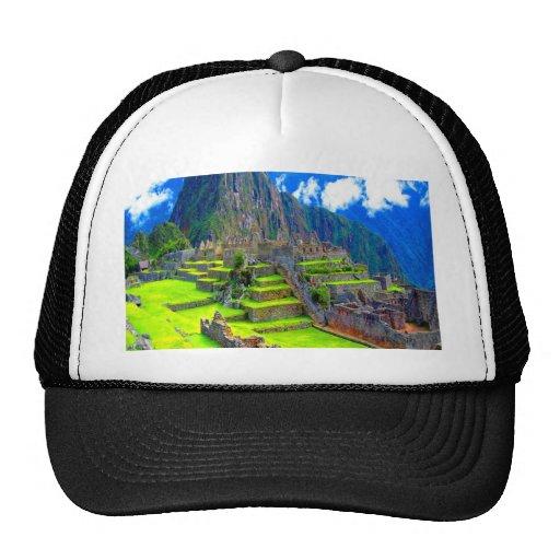 Para siempre memoria del picchu Perú del machu de  Gorra