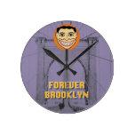 Para siempre reloj de Brooklyn