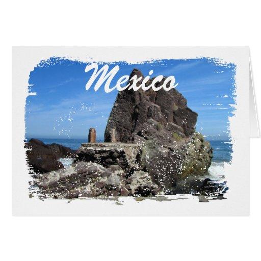 Para siempre roca; Recuerdo de México Tarjeta Pequeña