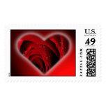 Para siempre sello del día de San Valentín