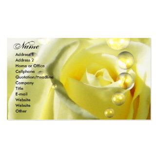 Para siempre tarjeta de visita de Love_