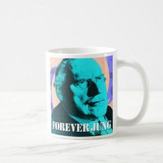 """""""Para siempre taza de Jung"""""""