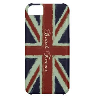 Para siempre-Unión británica Jack versión Painterl