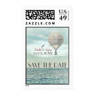 Para siempre y para siempre la reserva del vuelo sellos