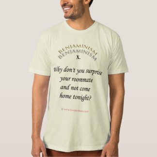 Para sorprender o no sorprender la camisa