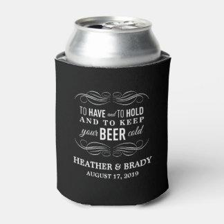 Para tener y sostenerse guardan su frío el   de la enfriador de latas