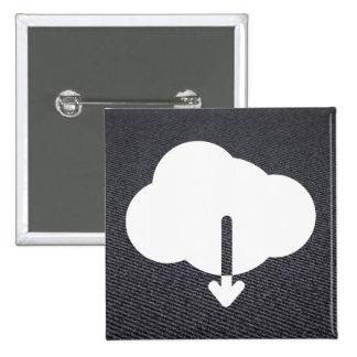 Para transferir el icono de las ubicaciones pin cuadrada 5 cm