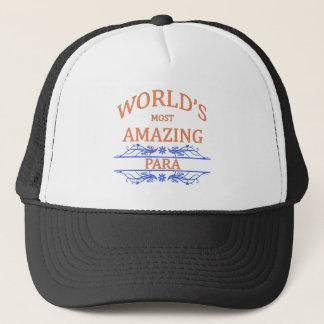 Para Trucker Hat