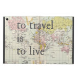 Para viajar es vivir caso de Ipad