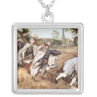 Parabal de los hombres ciegos de Pieter Bruegel Grimpolas Personalizadas