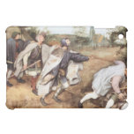 Parabal of the blind men by Pieter Bruegel Case For The iPad Mini