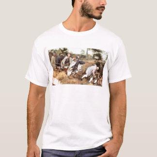 Parabal of the blind men by Pieter Bruegel T-Shirt