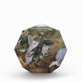 Parable of the Blind by Pieter Bruegel the Elder Acrylic Award